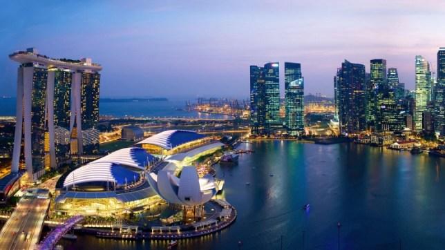 Amazing Cityview Singapore