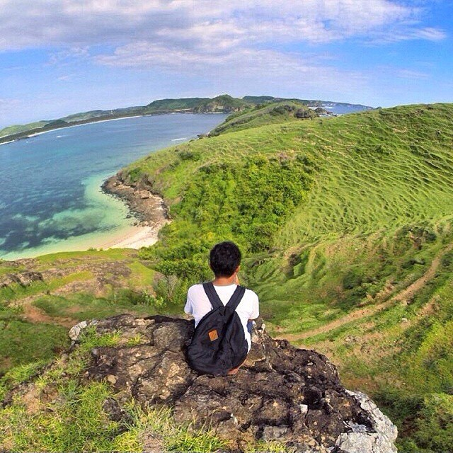 Bukit Merese, Tanjung Aan, Lombok