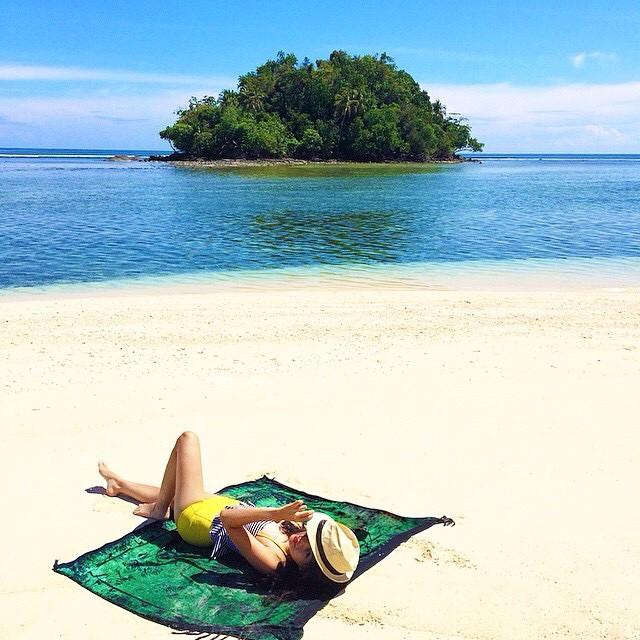 Pulau Marak, Pesisir Pantai, Sumatra Barat