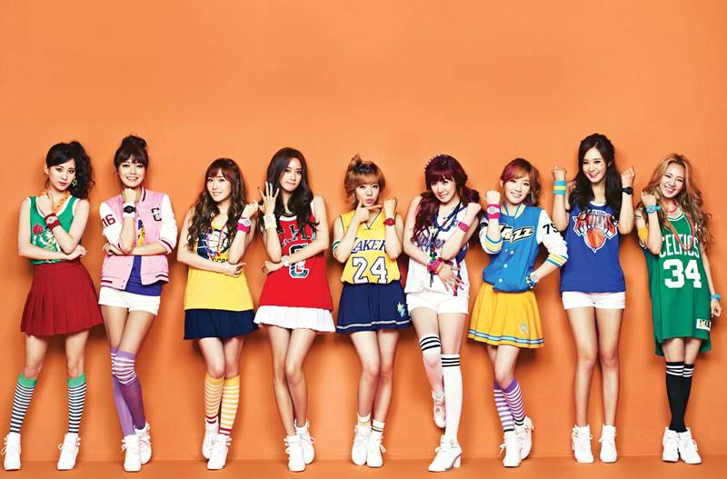 K-Pop adalah salah satu budaya anak muda yang digemari di Korea Selatan