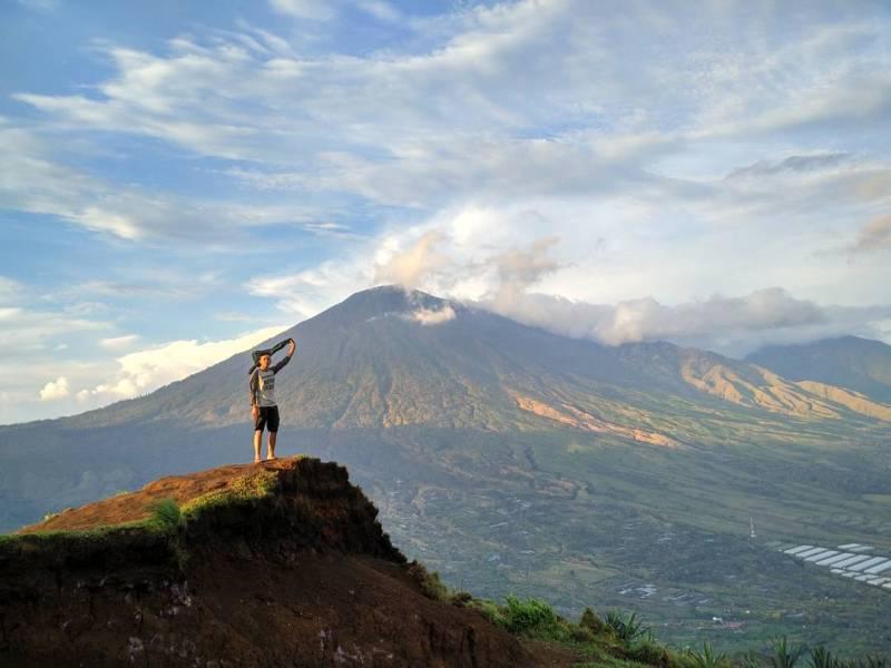 Lombok itu indah banget kawan!