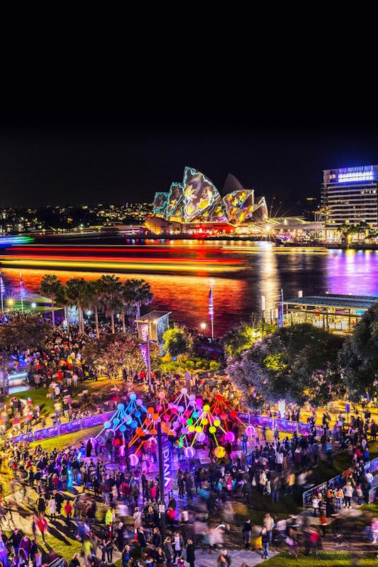 Siapa yang mau main ke Sydney