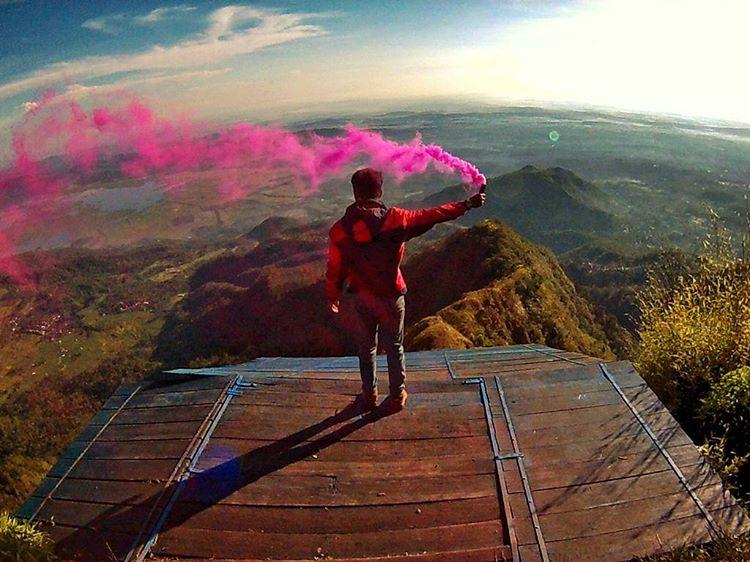 Gunung Telomoyo by IG @rianpict