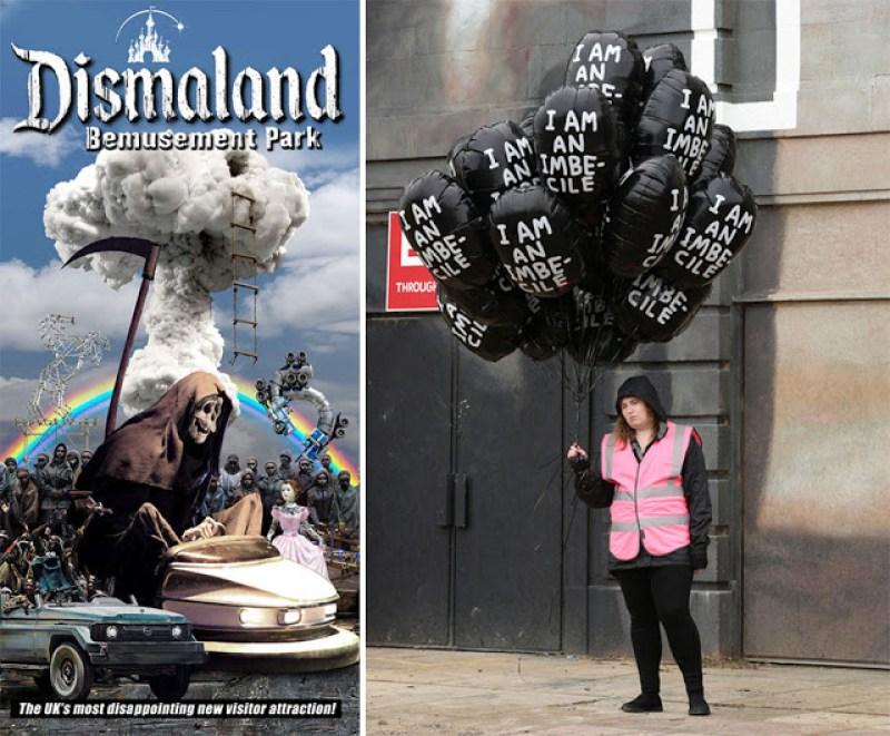 7. Jangan harap kalian bisa pulang membawa balon penuh warna di taman ini