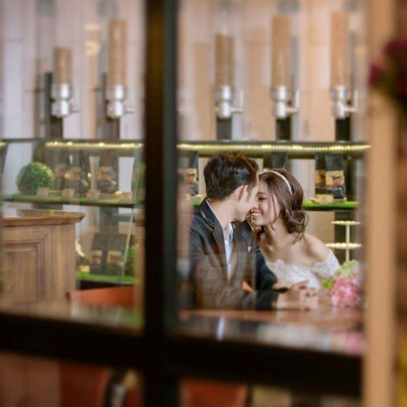 Kesini bareng pasangan pasti romantis! via @ghkoffie