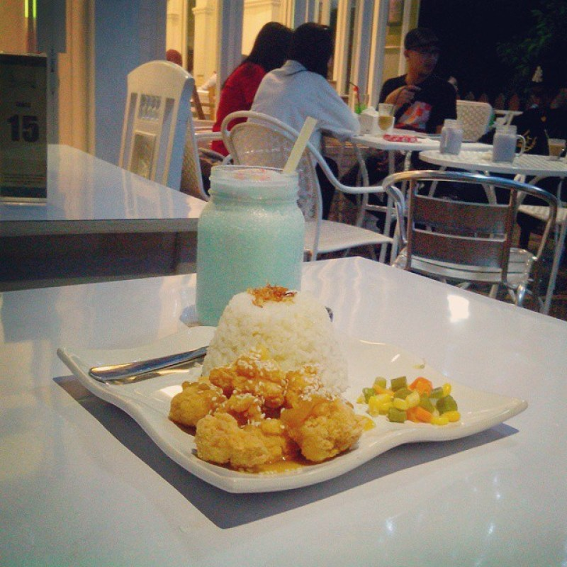 Menu di Grand Canyon Cafe & Resto Malang via @rinae_ka