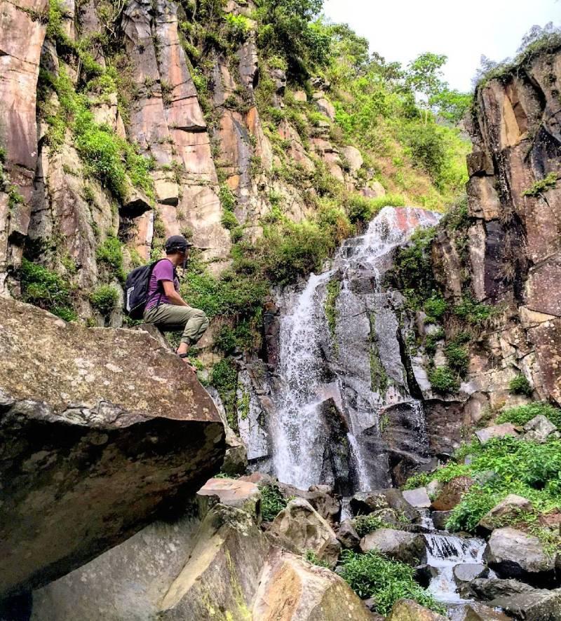 Lestarikan alam Indonesia dengan tidak meninggalkan apapun di tempat ini selain jejak anda by IG @dennisdiharjaya