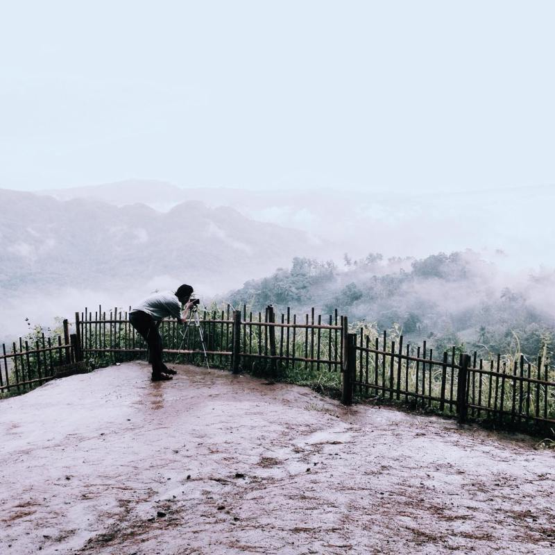 The Hill of Pentulu Indah Dukuh Dakah, Kec. Karangsambung, Kab. Kebumen, Central Java by iG @m_dicka