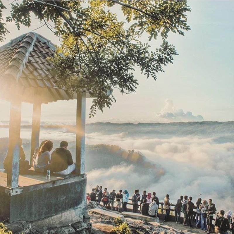 Kebun Buah Mangunan, Imogiri, Bantul. Salah satu tempat liburan di Yogyakarta favorit kalian nggak? @agusbudisulistyo