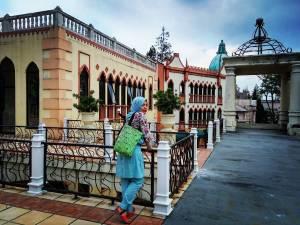 Tempat wisata ngehits di Bogor ini cukup instagram-genik via IG @nianaymandala