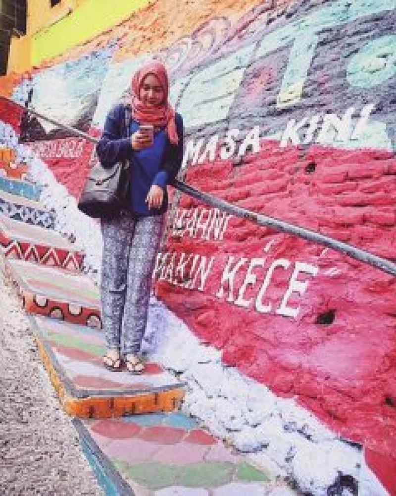 Tentu tempat yang asik buat ber-selfie ria! via ig @padhyatmawati