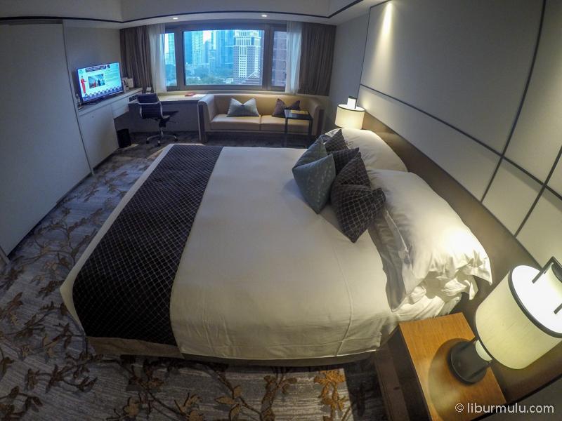 Foto kamar Superior Deluxe di Mandarin Orchard