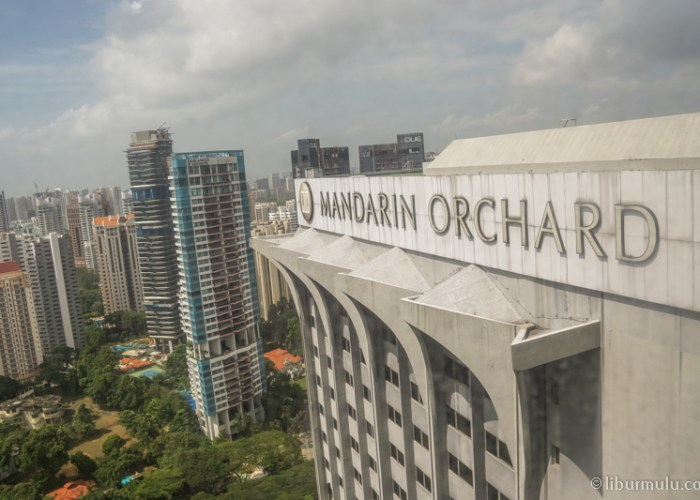 Mandarin Orchard, Hotel Bintang Lima Di Jantung Keramaian Singapura