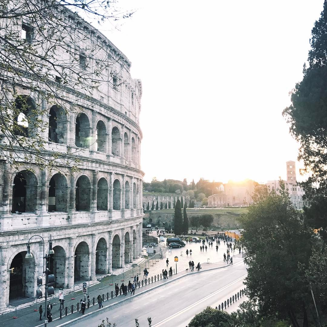 Roma by IG @aurorys