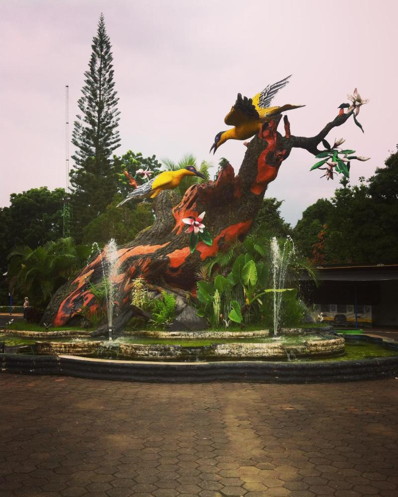 Taman Kyai Langgeng Magelang by IG @cindy_cullens