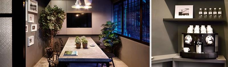 Common room the POD singapura