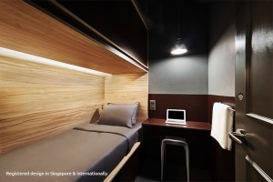 The Pod Suite untuk yang menginginkan privasi lebih