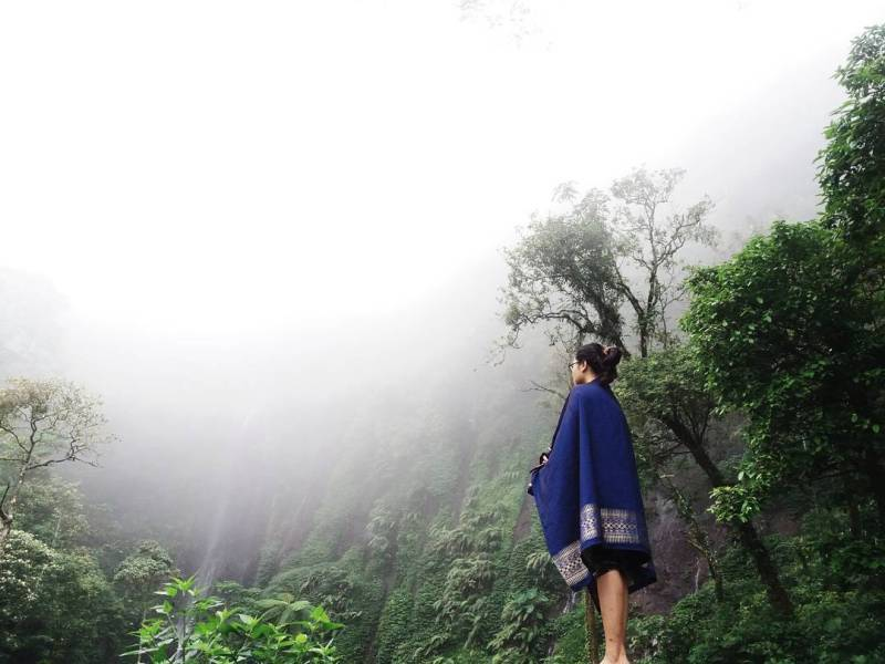 Air Terjun Jurang Senggani merupakan wisata baru Tulungagung yang mulai ngehits by @melaniabs