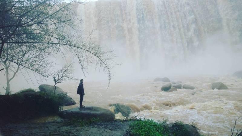 Kalau berkunjung kesini ketika musim hujan, harap berhati hati ya! by @ferryms96