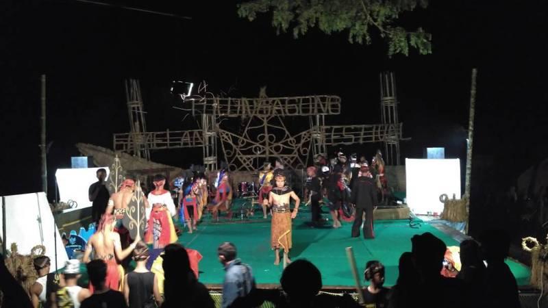 Lebih asik jika berkunjung kesini ketika ada festival budaya by @telaga_ngambal