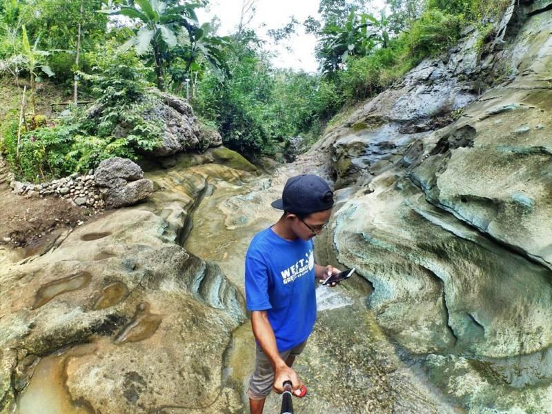 Selain bermain air, kalian bisa berburu foto Instagram yang kece disini! by @pratamarizky94