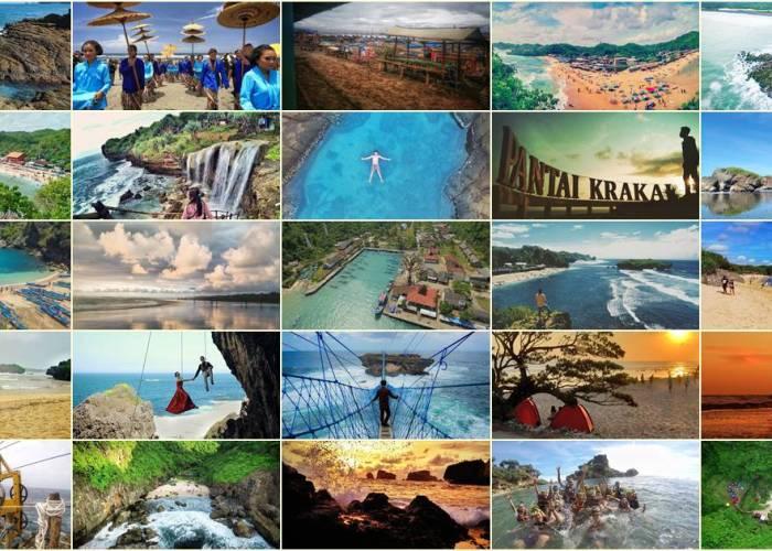 68 Pantai Di Yogyakarta Ini Bisa Jadi Ide Liburanmu selanjutnya!