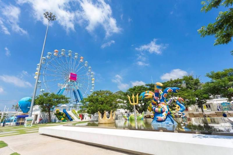Tempat wisata di Thailand yang satu ini juga cocok untuk dikunjungi bersama keluarga