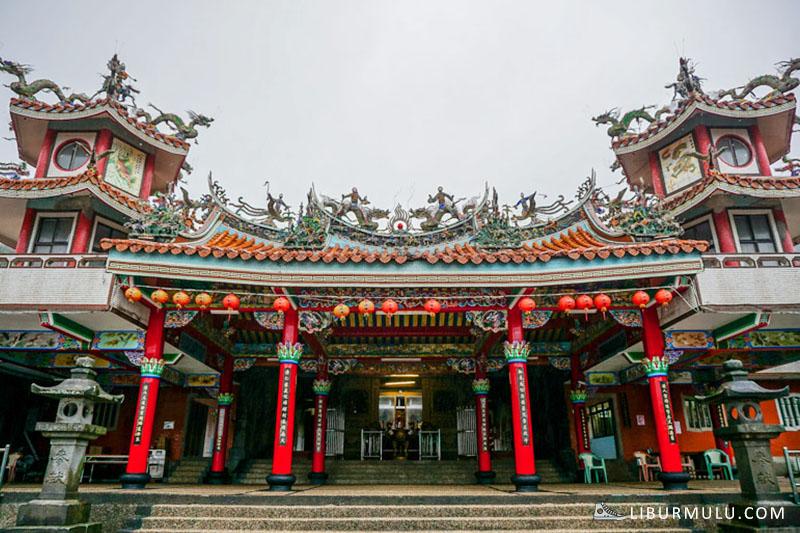 Cyuanji Temple Jiufen