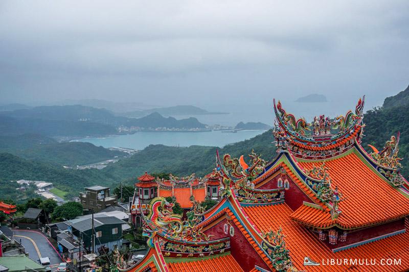 Traveling ke Taiwan mampirlah ke Jiufen