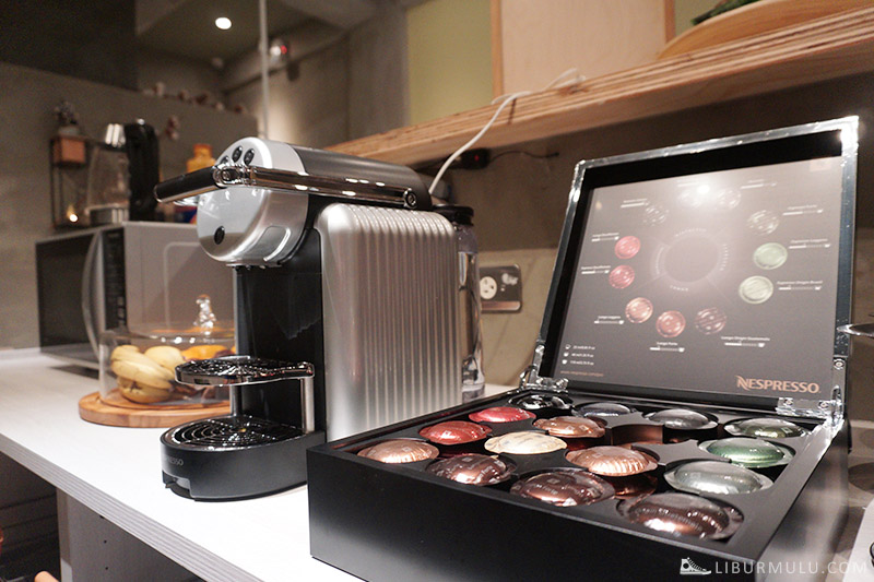 Pilihan kopi di Kitchen