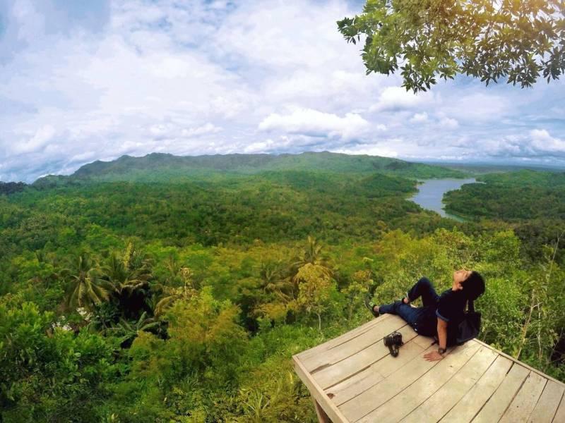 Bukit Cendana Jogjakarta via @ariesieass