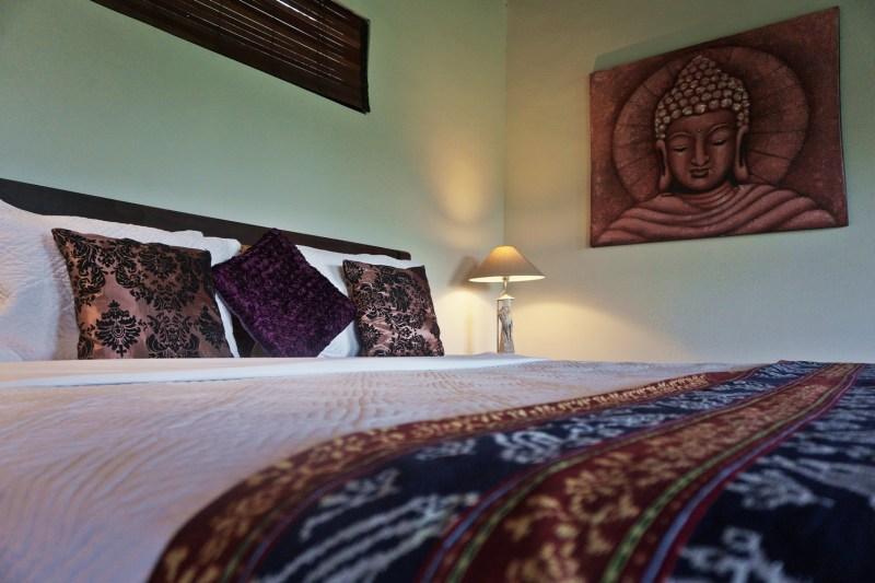 kamar solo villa ubud