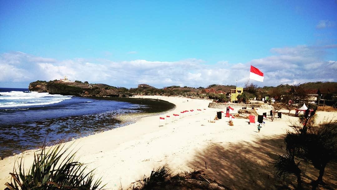 Fasilitas, Lokasi dan Rute ke Pantai Slili! @markuswinarto