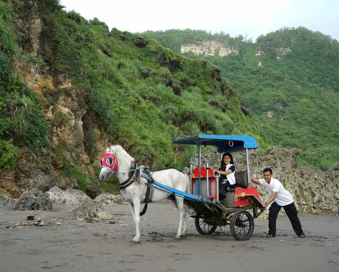 Rute Cara Menuju PantaiParangendog! via @yantiantique