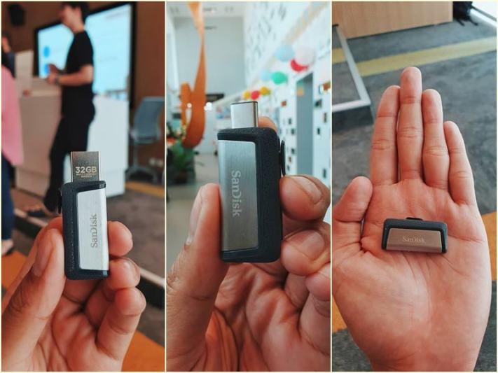 Backup Foto Liburanmu Dengan SanDisk Dual Drive!