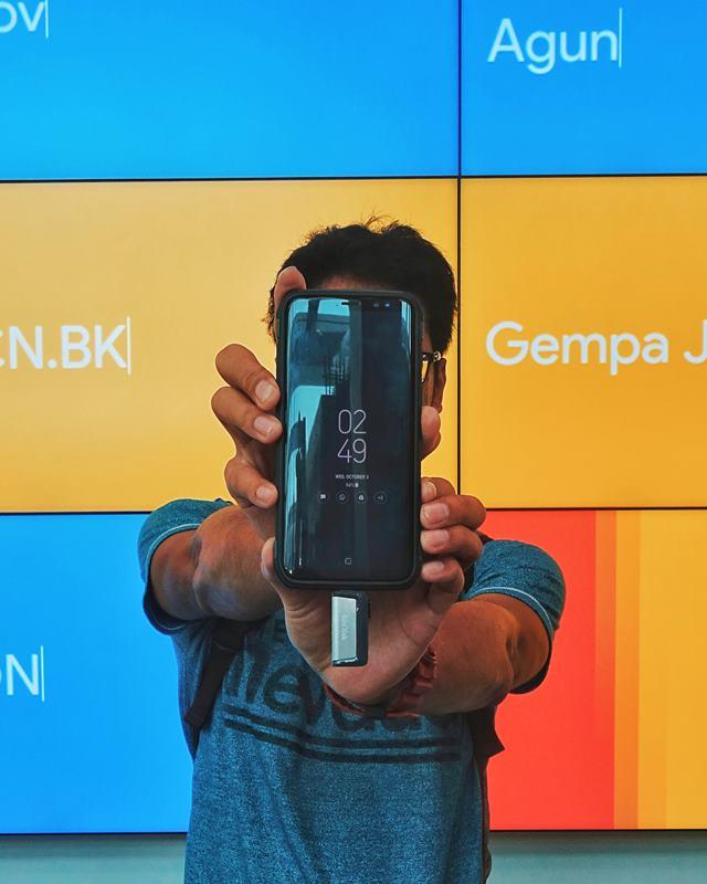 Kenapa Sandisk USB OTG Sempurna Untuk Backup Foto Dari Smartphone Kamu?