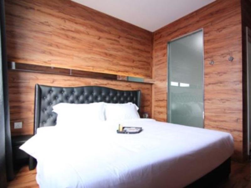Kamar Hermess Hotel Johor Bahru