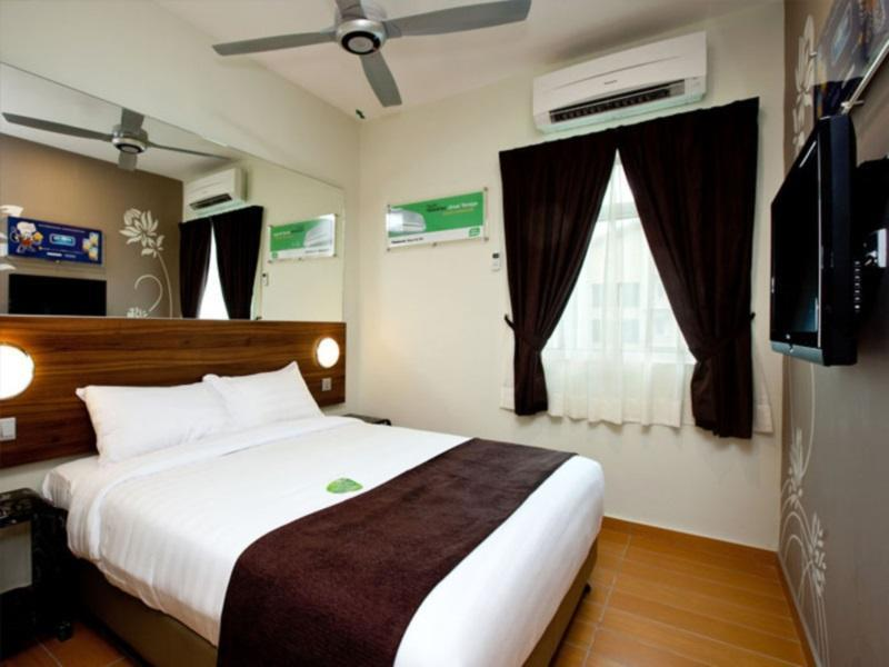 Kamar Tune Hotel Danga Bay Johor Bahru
