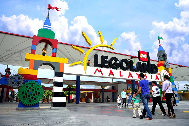 Legoland Malaysia di Johor Bahru