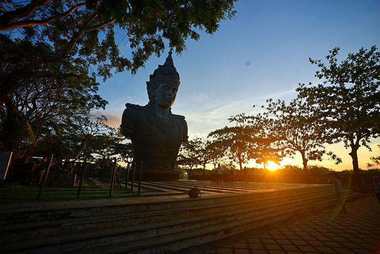 Garuda Wisnu Kencana, salah satu ikon pariwisata Bali
