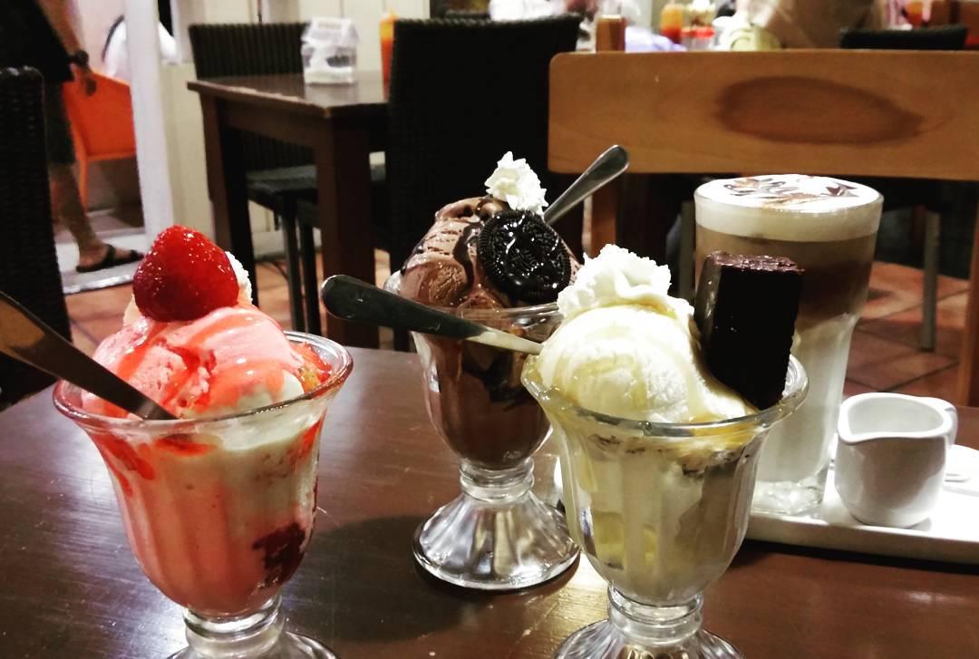 Menu makanan di Illy Cafe Malang yang menggoda lidah dan perut via @kikieq94