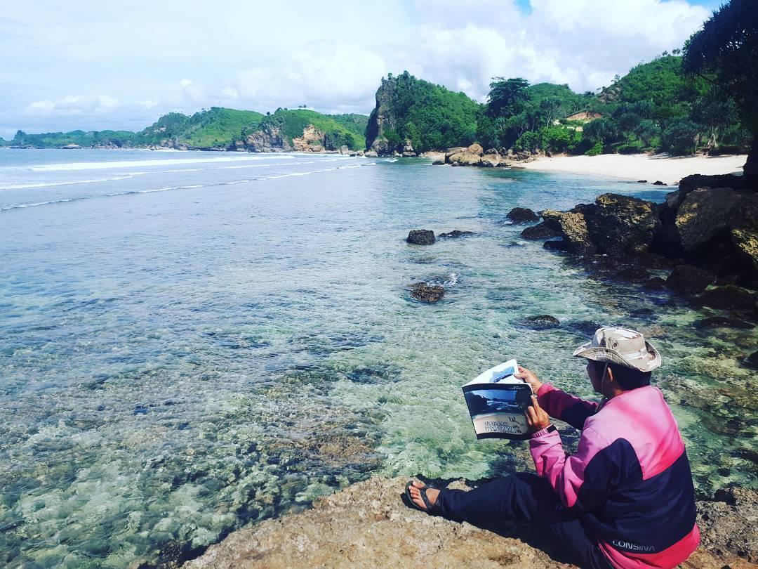 Pantai di Malang yang belum terjamah, Pantai Pasang.