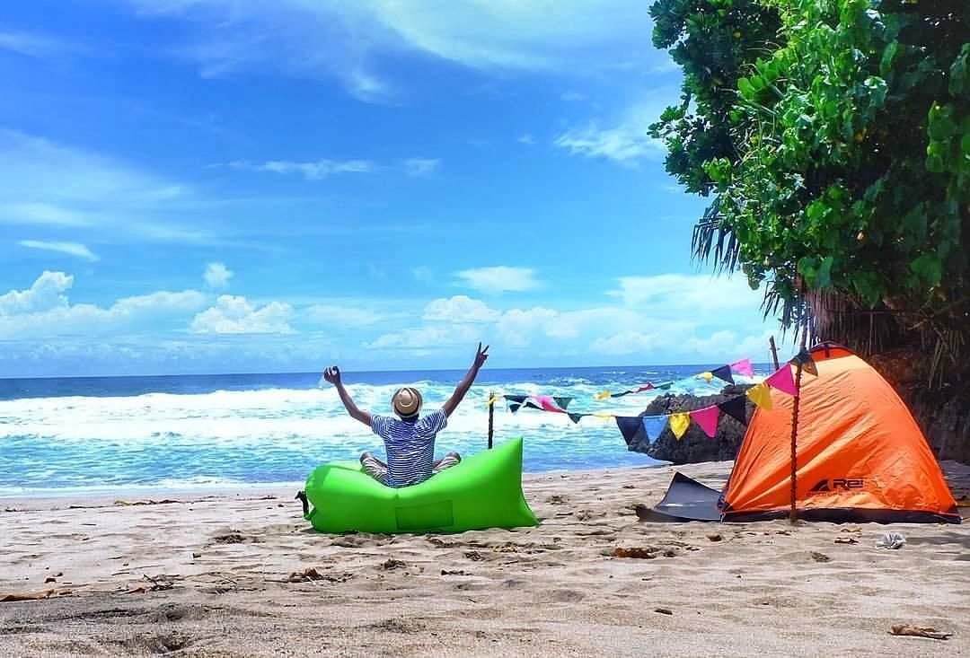 Pantai di Malang yang belum terjamah, Pantai Taman Ayu.