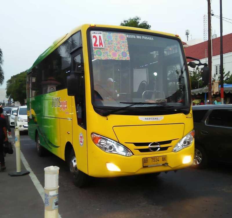 Ini Dia Peta Jalur Trans Jogja Lengkap Untuk Kalian Yang Ingin Menjelajah Yogyakarta Dengan Transportasi Umum!