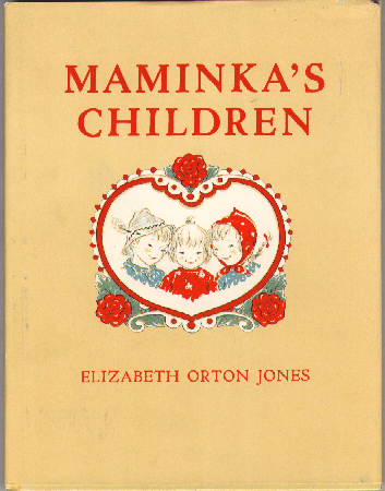 Maminka's children cover
