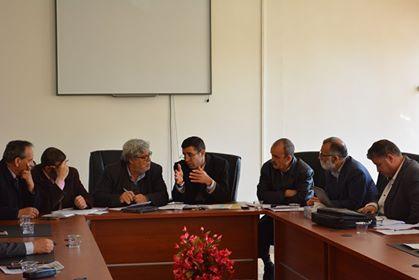 التحضير للمؤتمر الليبي الدولي للهندسة الكهربائية والتقنيات