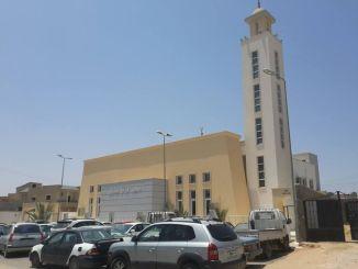 مسجد المزائل الرشاح جنزور