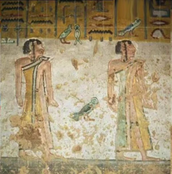 libyan tomb kv 11 valley of the kings