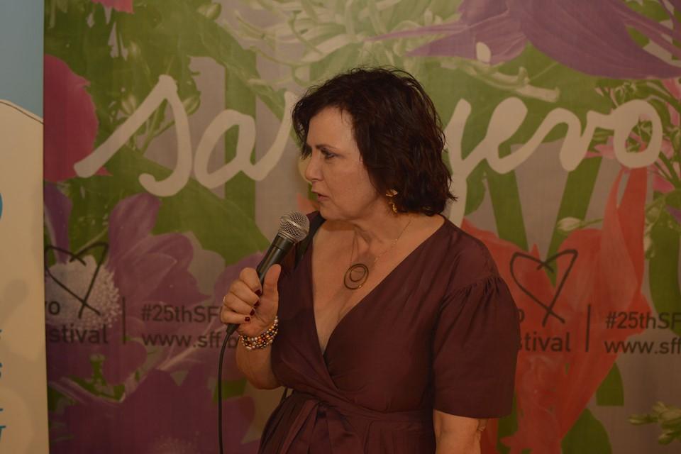 Ханка Кастелицова/Сараево филм фест 2019