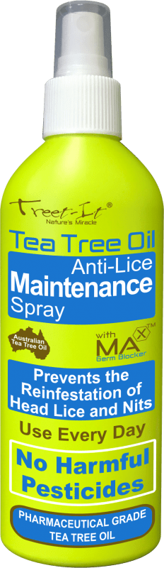 Treet-It Anti-Lice Maintenance Spray